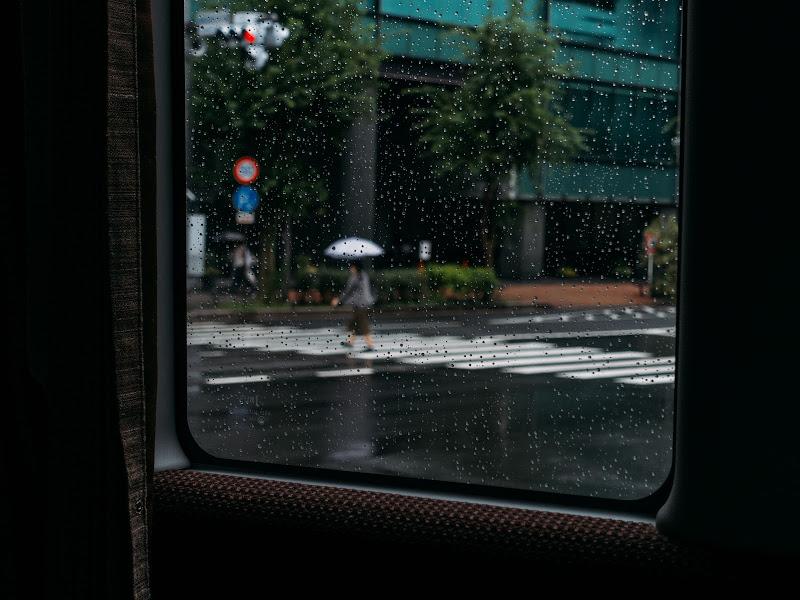Pioggia a Tokyo di Alessandro Castelli