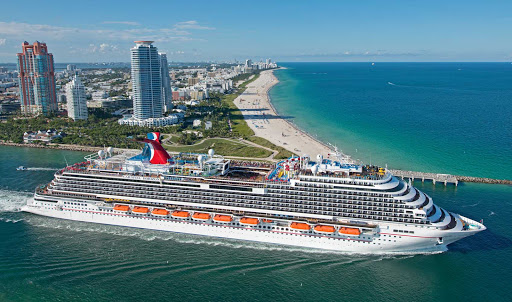 carnival-horizon.jpg - Carnival Horizon sails from Miami on 6-night Western Caribbean voyages and 8-night Southern Caribbean sailings.