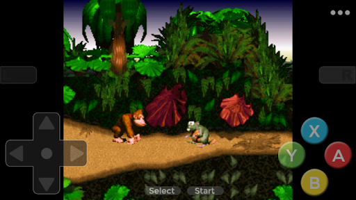 SNES Emulator - Arcade Classic Full Games 1.0 screenshots 5