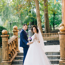 Wedding photographer Tatyana Godovanec (Ellaija). Photo of 17.12.2017