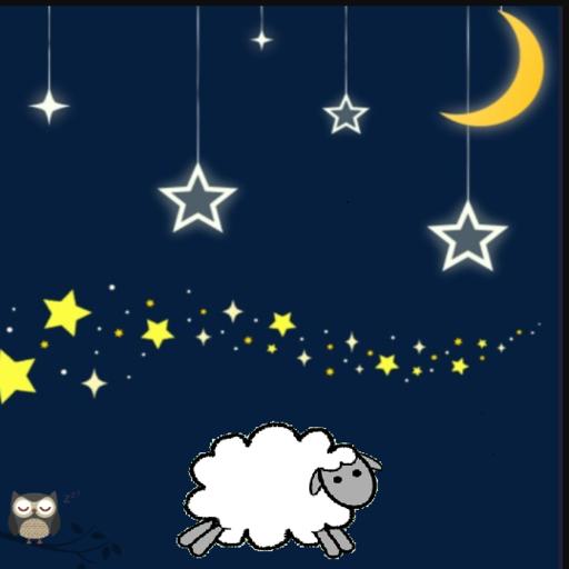 Easy Counting Sheep Sleep Game