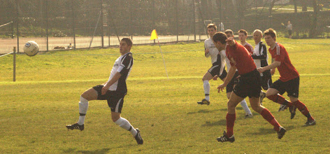 Photo: 11/03/12 v Montgomery Town (Spar Mid Wales League Div 1) 1-2 - contributed by Mike Latham