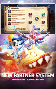 Hack Game Dragon Nest M Global apk free