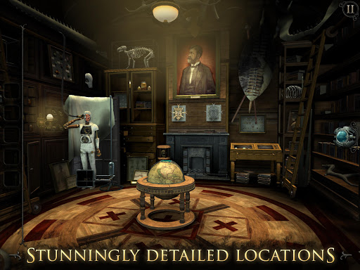 Screenshot for The Room: Old Sins in United States Play Store