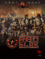AT-43: Army Book RED BLOK