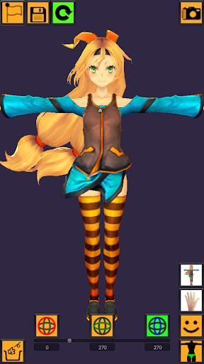 Unityちゃん Pose