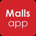 Malls App in Singapore icon
