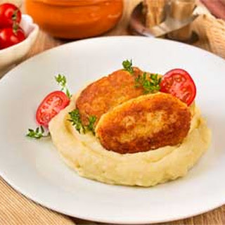 Russian Fast and Simple Fish Cakes