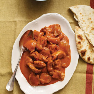Quick and Easy Butter Chicken.