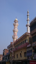 Photo: mosque in sawai madhopur