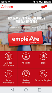 Adecco Empleate- screenshot thumbnail