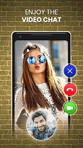 Live Video Call – Girls Random Video Chat Apk Free    Download 4