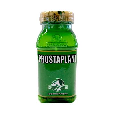 Prostaplant Herbaplant 500 mg X 60 cápsulas