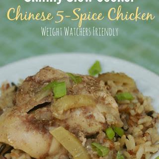 Five Spice Chicken Crock Pot Recipes.