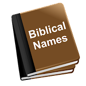 Dictionary Biblical names