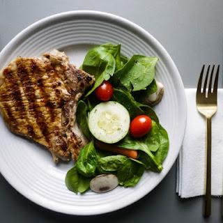 Summer Pork Chops Recipe