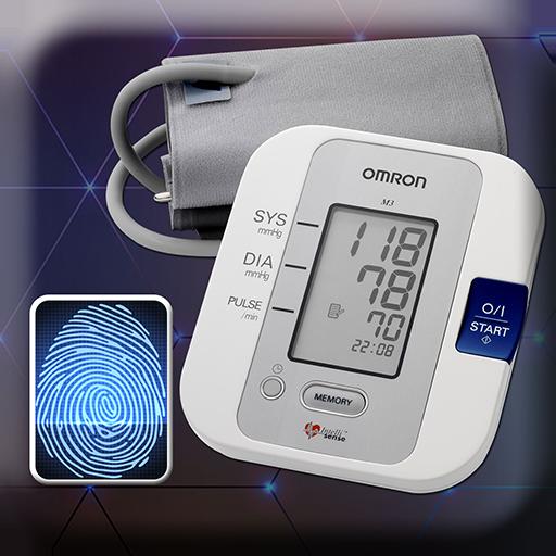 Blood Pressure And Sugar Test