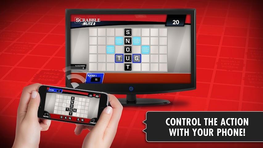 android SCRABBLE Blitz 2 Big Screen Screenshot 2