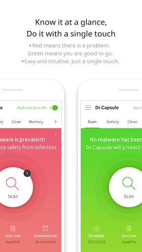 Dr.Capsule - Antivirus, Cleaner, Booster screenshot 5