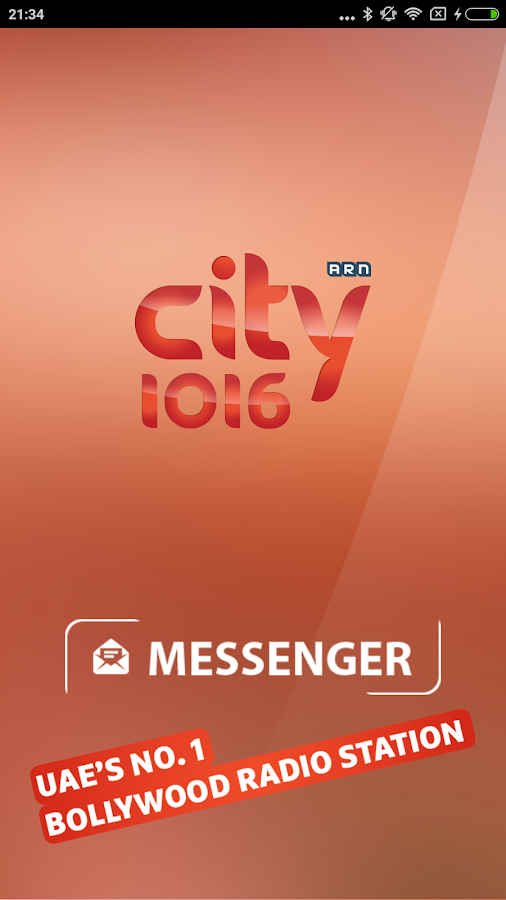City 101.6 - Messenger- screenshot