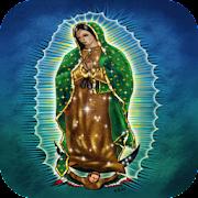 Virgen de Guadalupe Fondo Animado