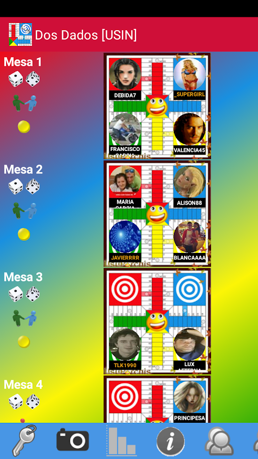 Parchis UsuParchis- screenshot
