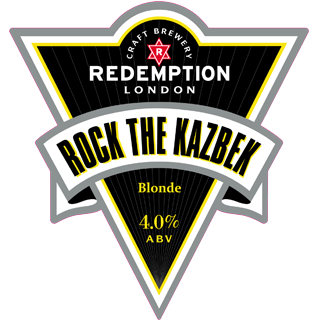 Logo of Redemption Rock the Kazbek
