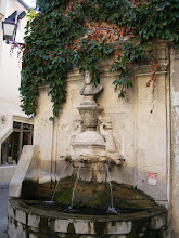 Photo: There are also a number of small squares in the Old Town, and fountains such as this.