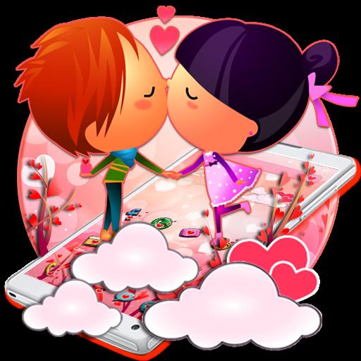 Pink Romantic Love Theme