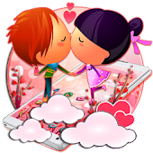 Pink Romantic Love Theme
