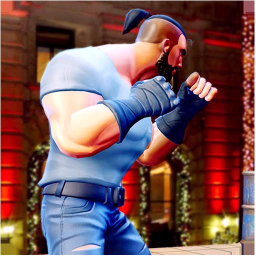TAG Street Kung Fu Fight Tournament - Aplikasi di Google Play