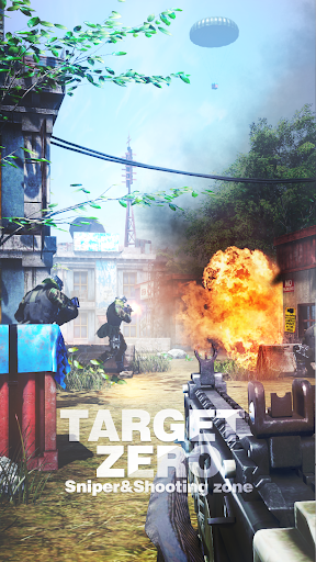 Target Zero:Sniper&shooting zone filehippodl screenshot 2