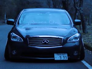 フーガ HY51 VIPのカスタム事例画像 たつやのガレージさんの2021年01月04日23:31の投稿