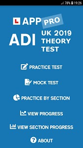 ADI Theory Test App (Pro) 1.0 b13 (Paid)