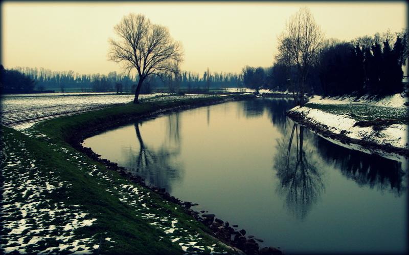 Fine neve a fine giorno di clagia
