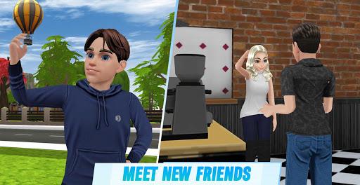 Virtual Sim Story screenshot 4