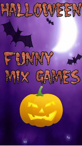 Halloween Games Mix Free
