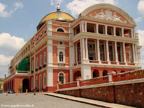 Photo: BRESIL, Manaus-L'Opéra.
