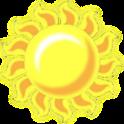 Sun Battery Widget icon