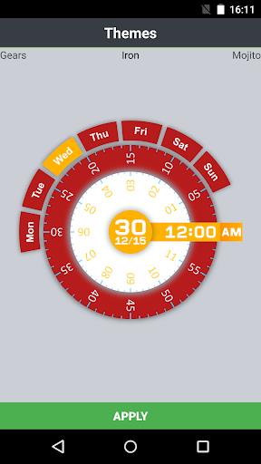 玩免費個人化APP|下載Clear Clock app不用錢|硬是要APP