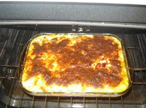 Not Yo' Momma's Macaroni And Cheese Pie Recipe