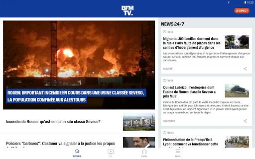 BFMTV - Actualitu00e9s France et monde & alertes info 4.2.5 Screenshots 8