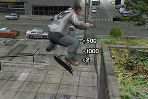 Skater Surfer Game