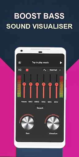 Sound Booster - Bass Booster for Bluetooth Speaker 3.6.5 screenshots 1