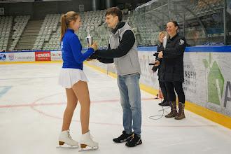 Photo: Vandrepokal til Freja
