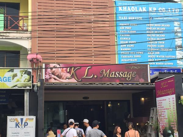 Khaolak Massage ( KL Massage )