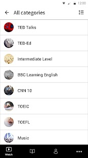 VoiceTube-Learn English Videos- screenshot thumbnail
