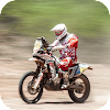 Dirt Bike Driver Race