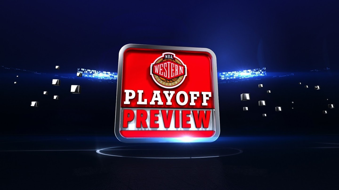Watch Western Conference Playoff Preview live