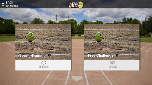 uHIT Softball screenshot 1